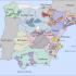 Régions viticoles Espagne